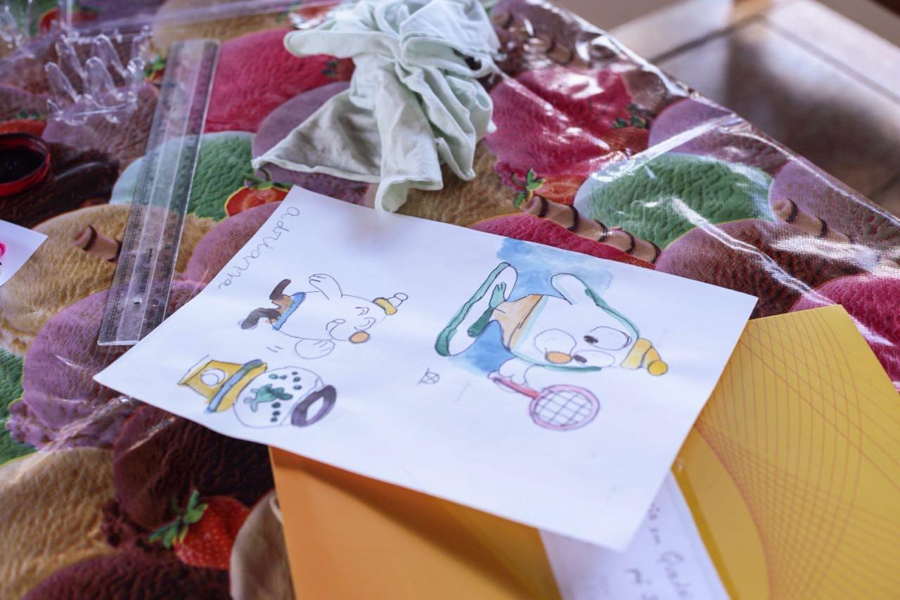Curso de desenho e histórias em quadrinhos com prof Sandra (5)