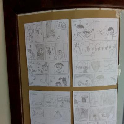 Oficina de Desenho e Quadrinhos (expofinal) (19)