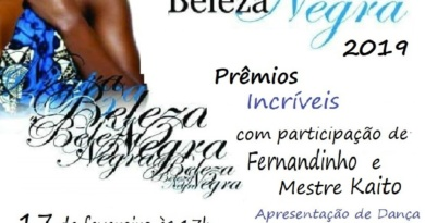 Eleição Beleza Negra 2019